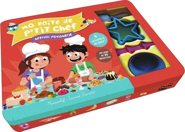 Test kit patisserie enfant