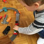 Test circuit de train electrique