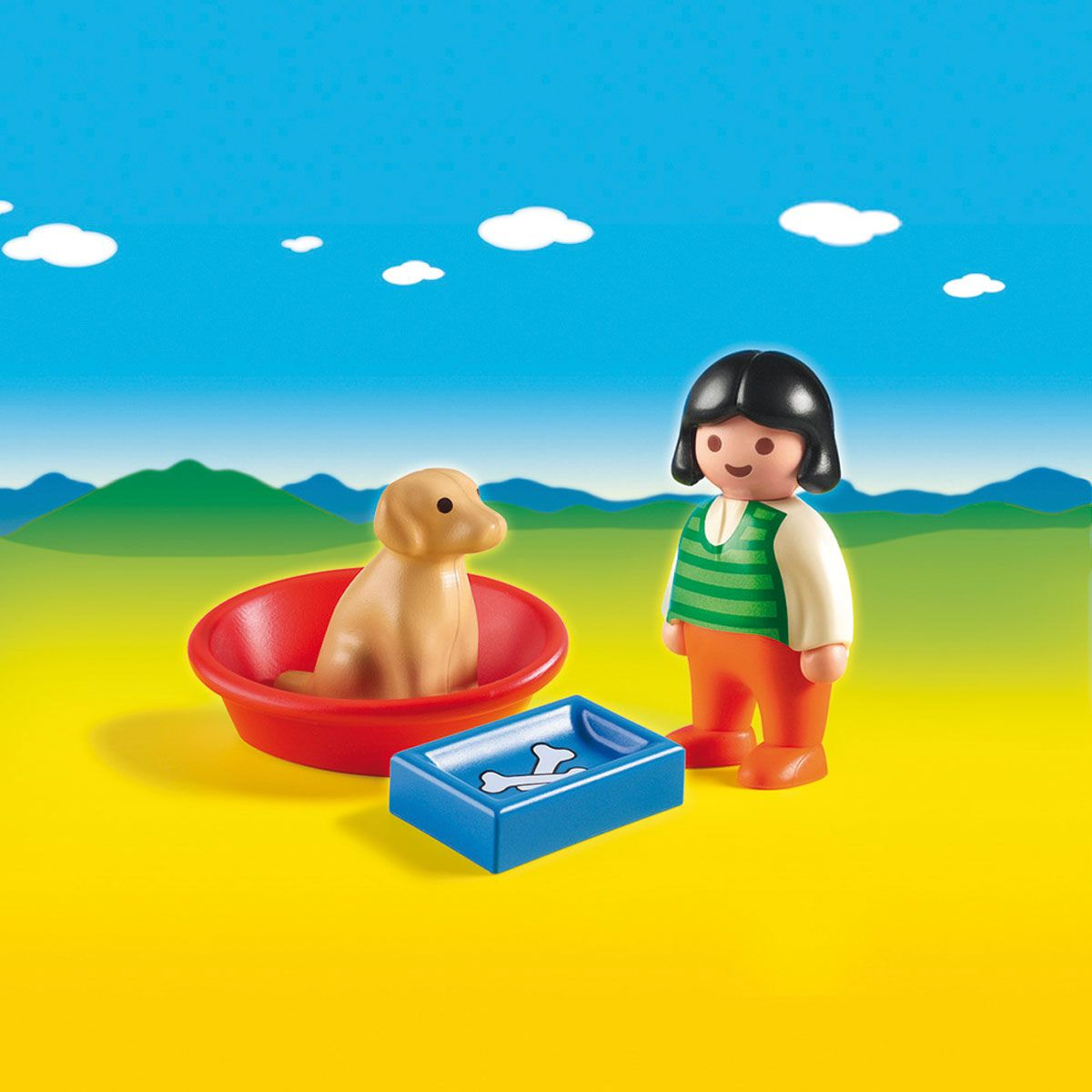 Comparatif playmobil fille