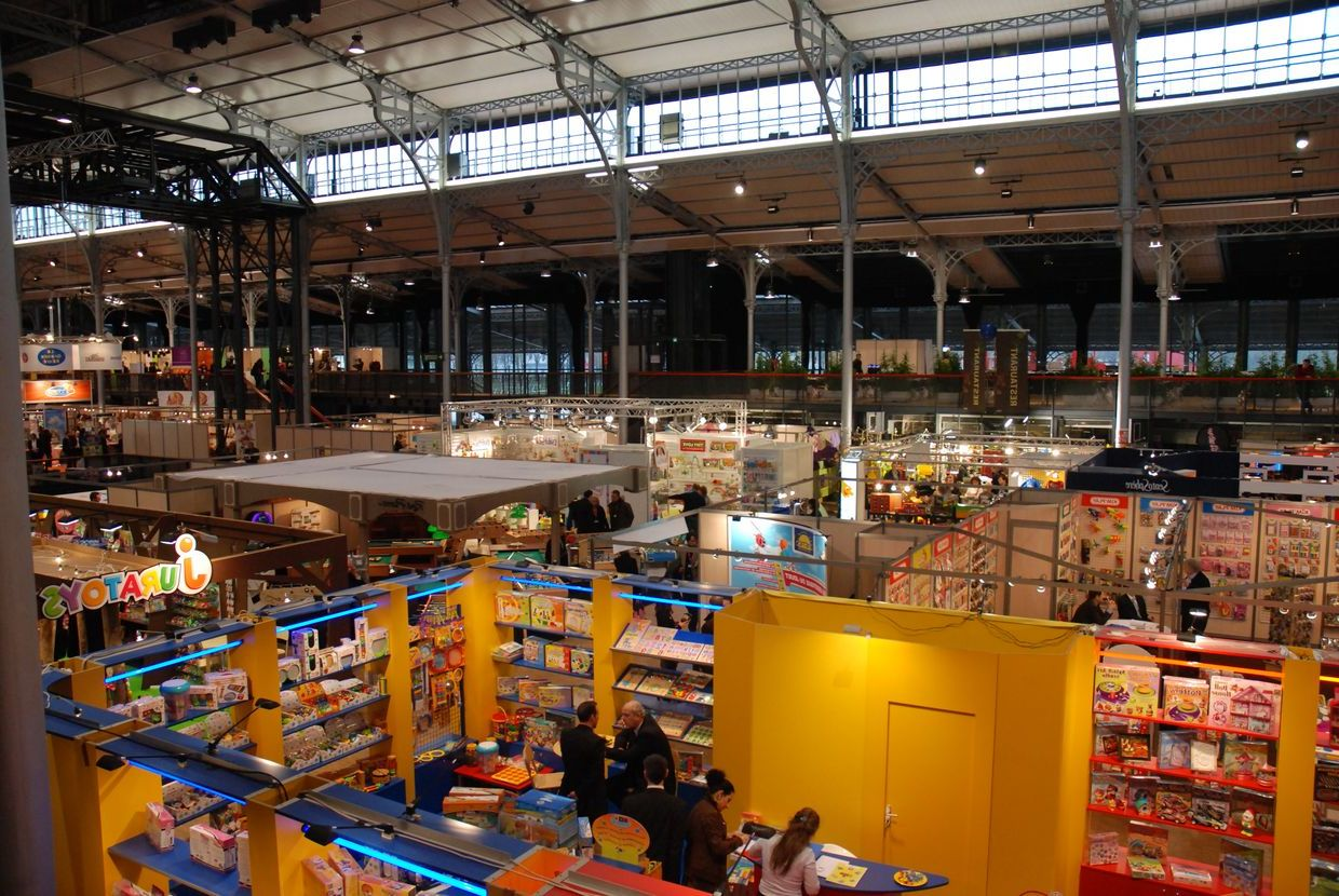 Test magasin de jouets paris