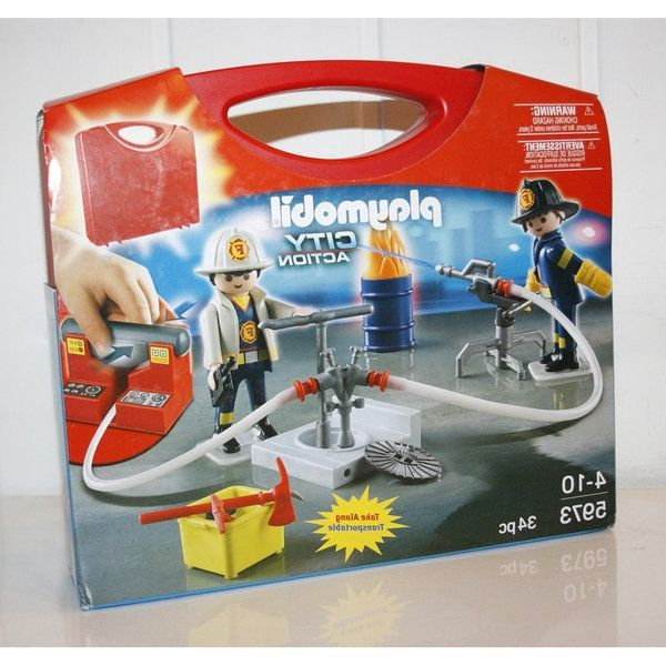 Test playmobil valisette