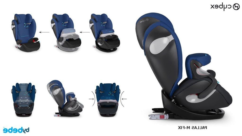 Avis cybex pallas 2-fix