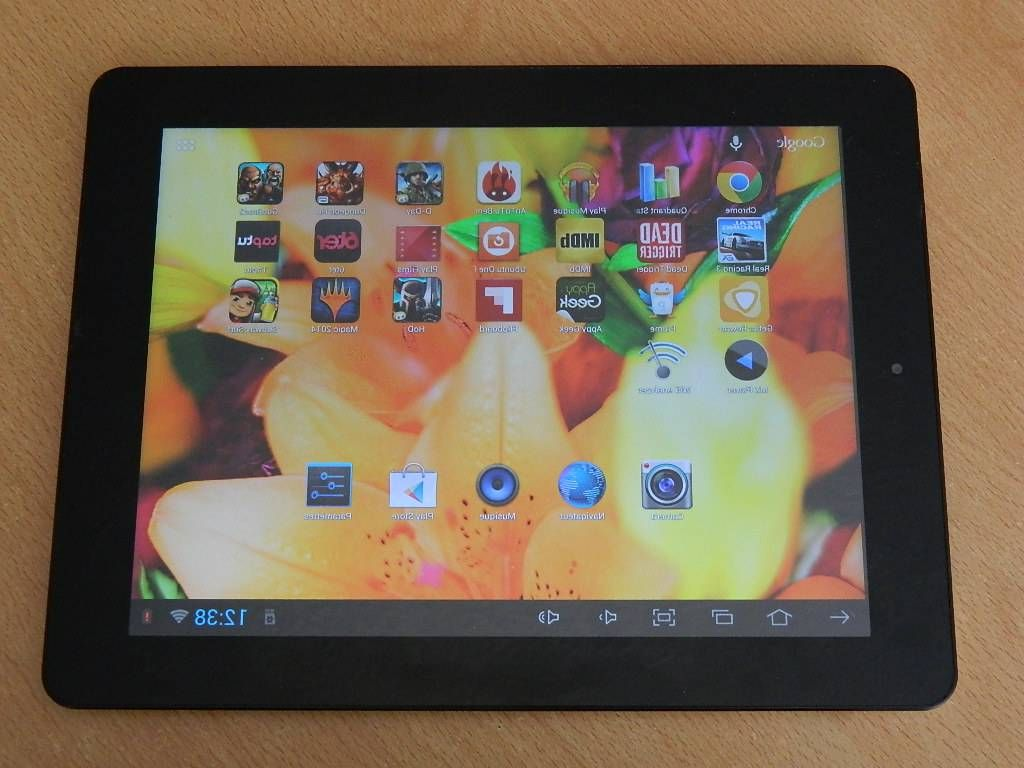 Guide d'achat touch tablet 7