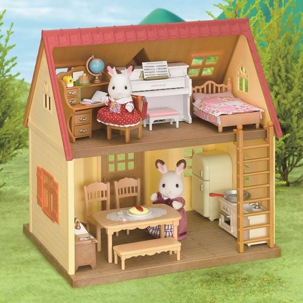 Avis cottage sylvanian