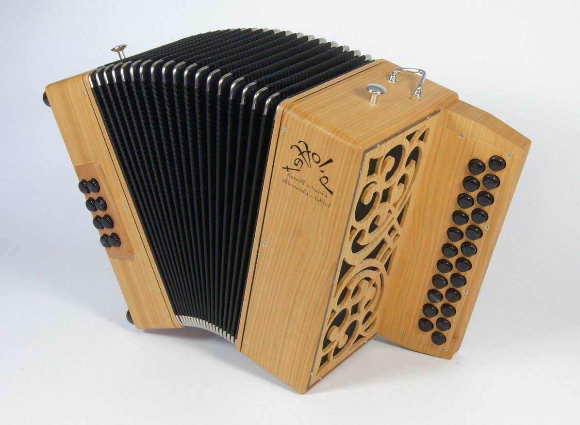 Comparatif accordeon enfant