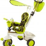 Test tricycle smart trike 4 en 1