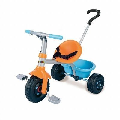Test tricycle bebe garcon