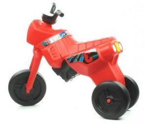Test tricycle sans pedale