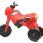 Avis tricycle a pedale