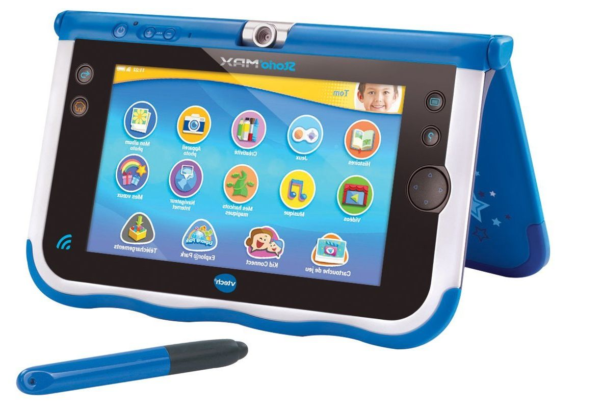 Test vtech genius xl