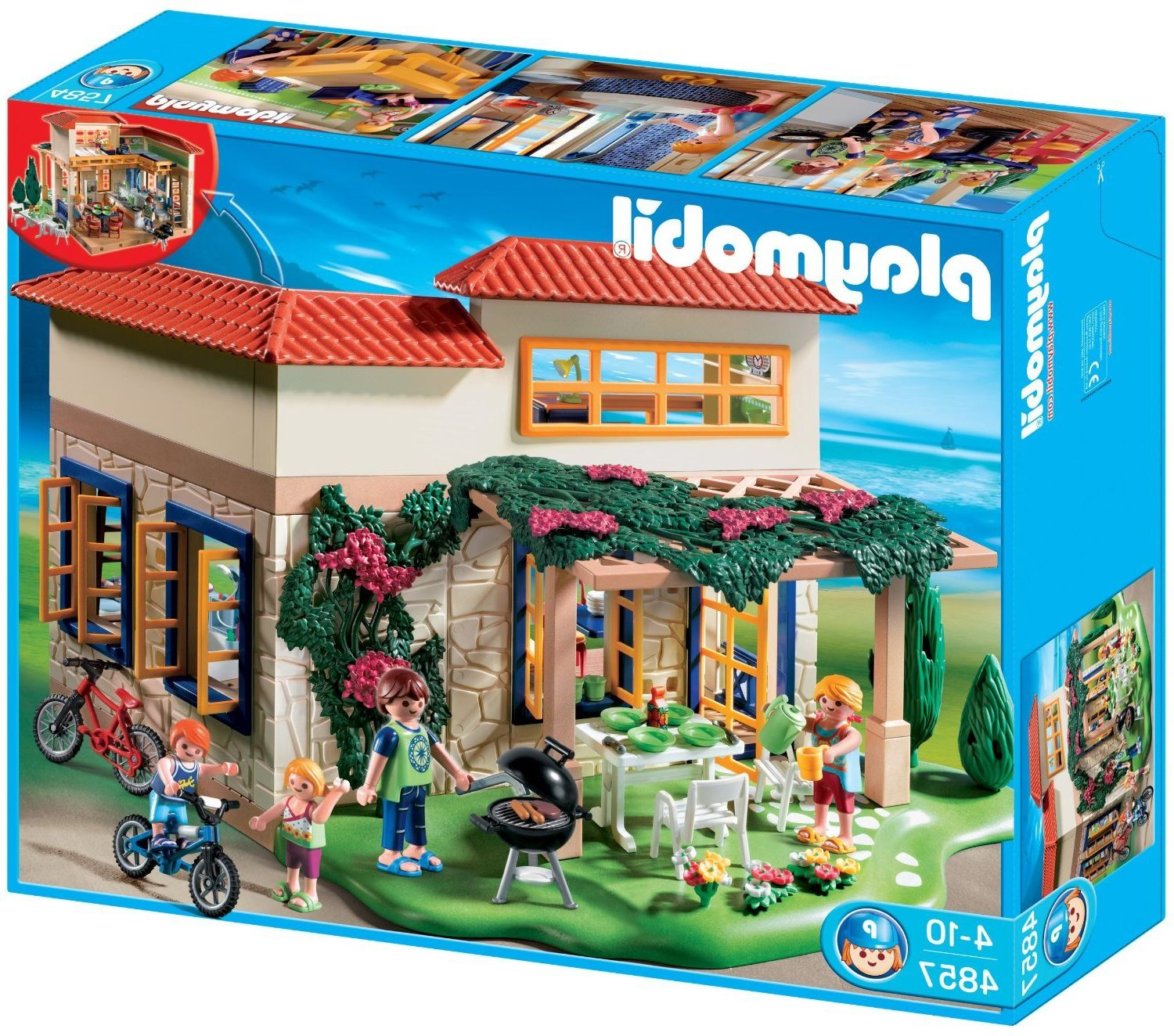 Test la maison playmobil