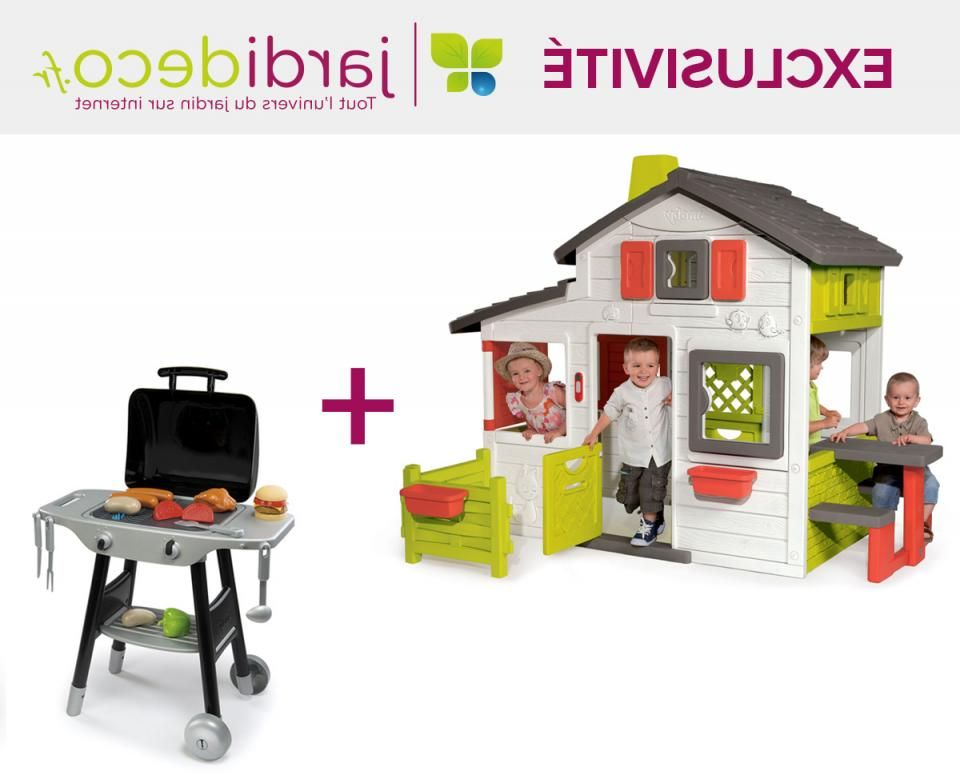 Guide d'achat smoby maison friends house