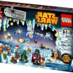 Test calendrier avent lego