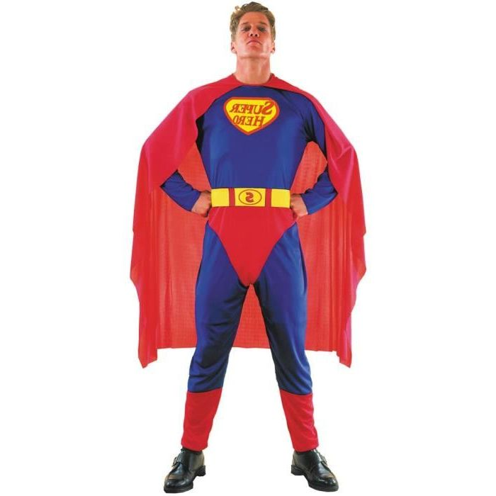 Avis costume super heros