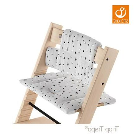 Test coussin chaise tripp trapp stokke