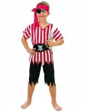 Comparatif deguisement enfant pirate
