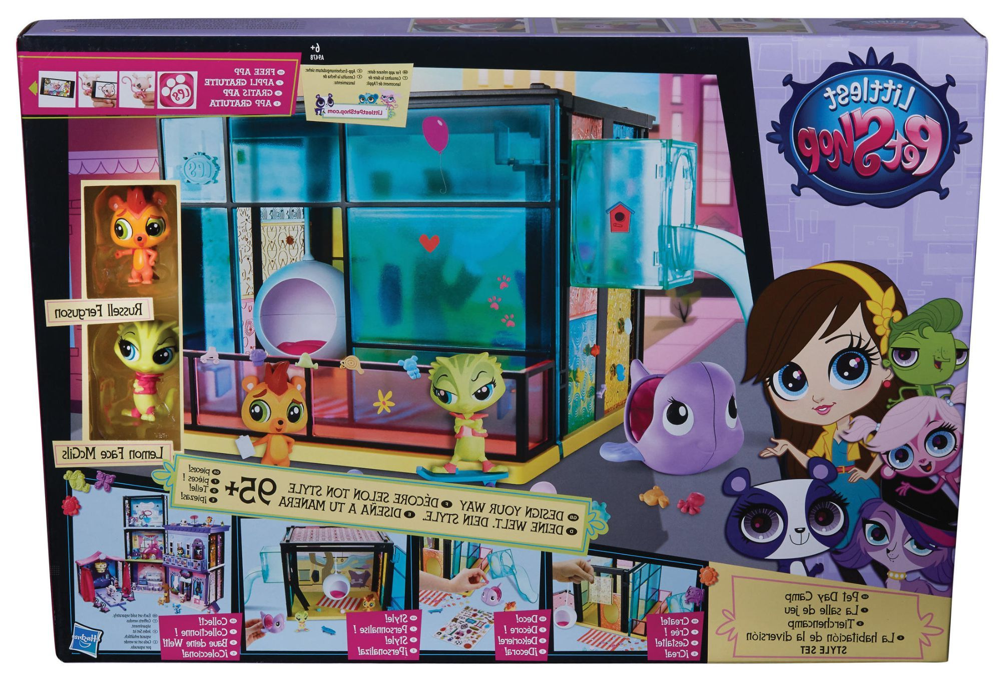 Guide d'achat littlest pet shop jouet