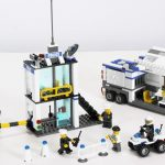 Guide d'achat commissariat lego