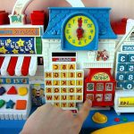 Test telephone vintage fisher price