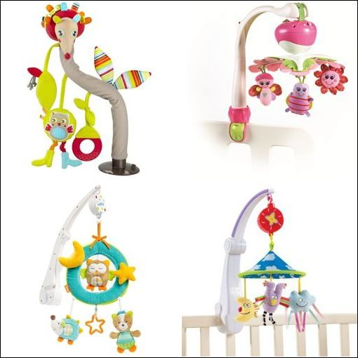 Guide d'achat tiny love mobile de voyage 3 en 1