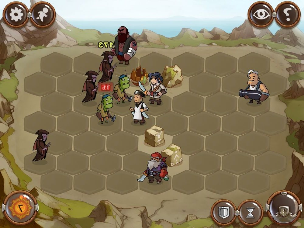 Test jeu de pirate