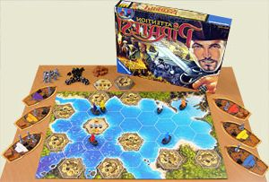 Test jeu societe pirate