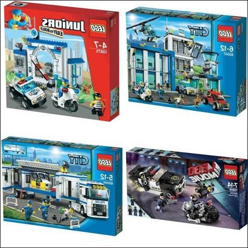 Guide d'achat lego city commissariat police