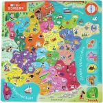 Avis puzzle france magnetique