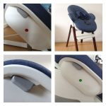 Test chaise stokke steps