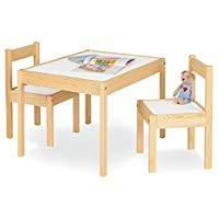 Comparatif chaise et table bebe