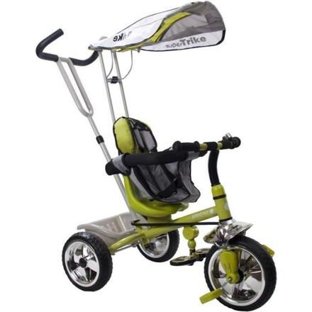 Test tricycle