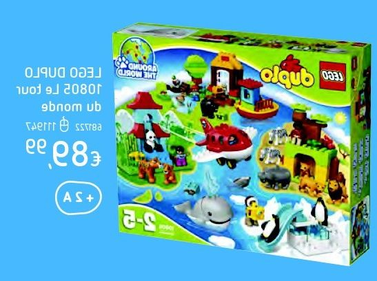 Guide d'achat duplo lego