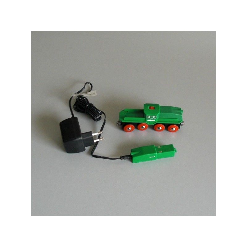 Avis locomotive brio rechargeable