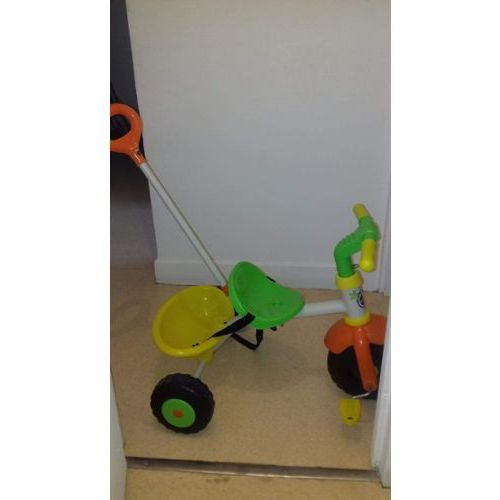 Avis tricycle 2 ans